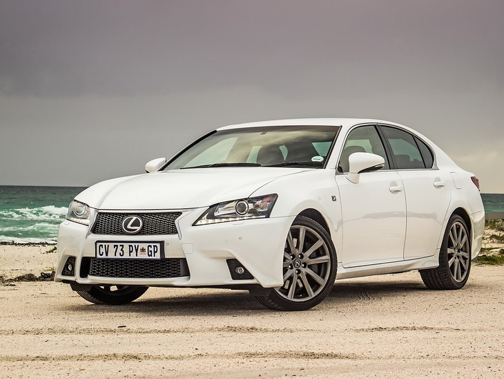 The Lexus GS350 F Sport Goes Head To Head Against The Audi A6, BMW 5 Series  And Mercedes Benz E Class. Itu0027s Daunting Competition, So Can The Luxury  Japanese ...