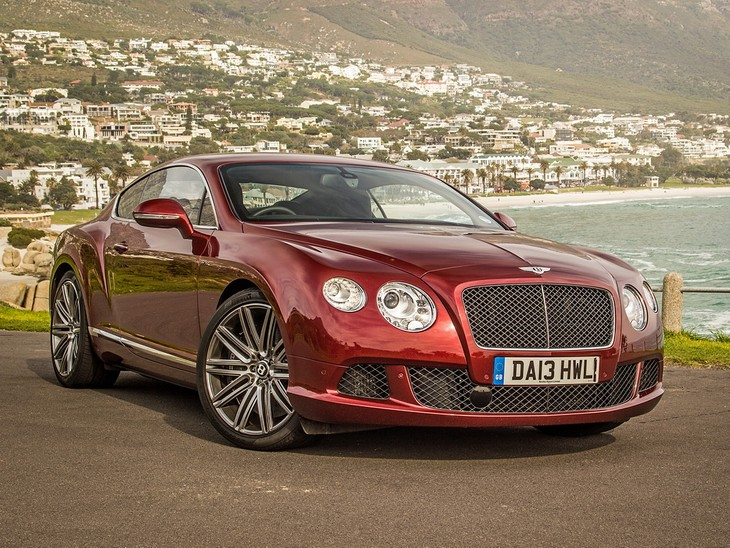bentley continental gt speed w12 review - cars.co.za