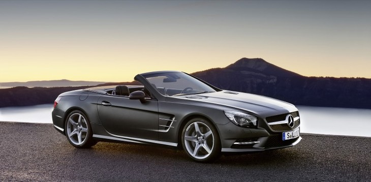 Mercedes Benz SL400 AMG Line Custom