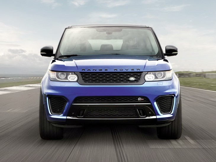 Range Rover Sport Svr Officially Revealed Video Cars Co Za
