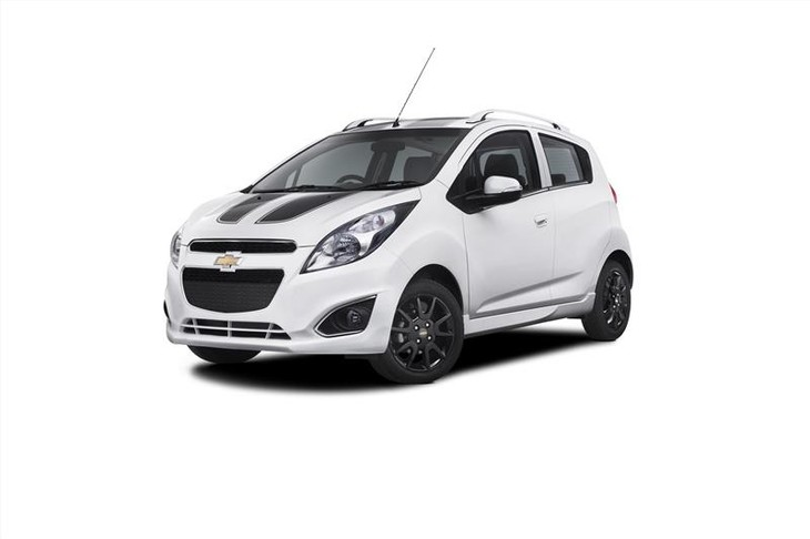 Chevrolet Spark Sonic Black White Editions Announced Cars