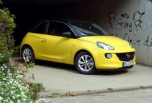 Opel Adam At Hockenheim3