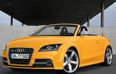 2013 Audi TTS Roadster Competition 2