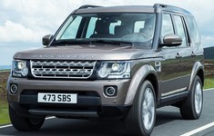 2015 Land Rover Discovery Custom