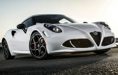 Alfa Romeo 4C Coupe Custom