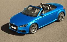 Audi TT Roadster 2015 1024x768 Wallpaper 06