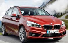 BMW 2 Series Active Tourer Custom
