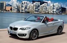 BMW 2 Series Convertible 2015 1024x768 Wallpaper 0c