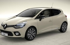 Renault Clio Initiale Paris Side And Front Angle