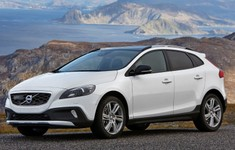 Volvo V40 Cross Country Front 2