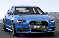 Facelifted 2015 A6 Range Front
