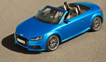 Audi TT Roadster 2015 1024x768 Wallpaper 06
