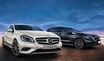 Mercedes Benz A Class 2 Style
