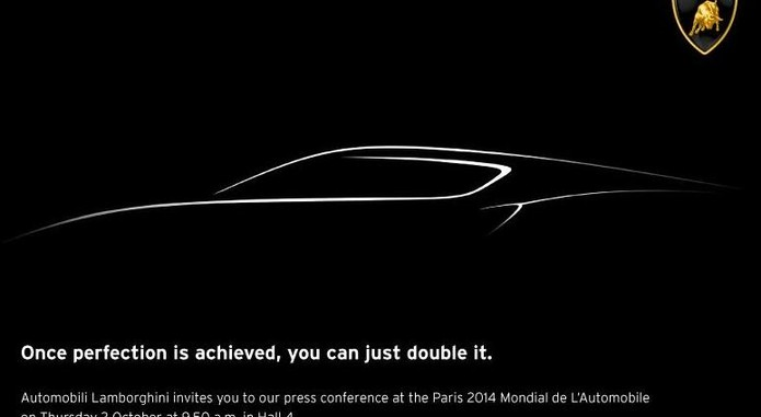 New Lamborghini Concept Car