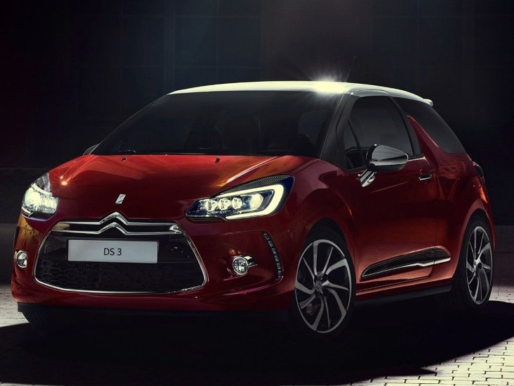 Citroen Ds Brand Plans Six Car Global Line Up Cars