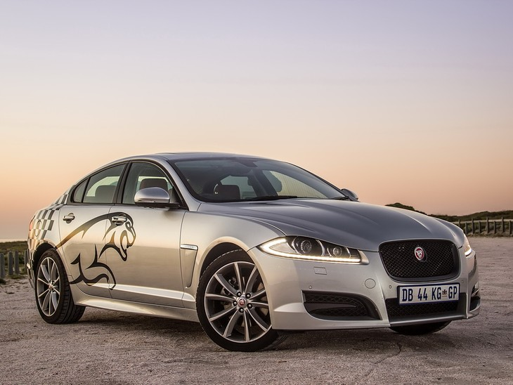 The Jaguar XF Is Britainu0027s Answer To The German Barrage Of Executive Sedans  That Rule The Segment With Their Precision, Refinement And Clinical  Attitudes To ...