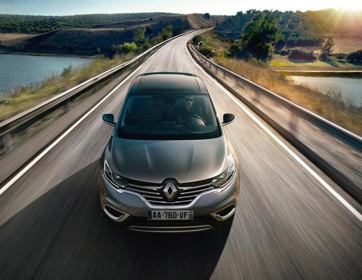 renault espace brought back to life (update) - cars.co.za