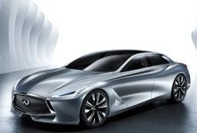 Infiniti Q80 Inspiration Concept 2014 1024x768 Wallpaper 02