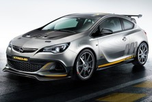 Opel Astra OPC Extreme Concept Custom