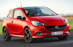 2015 Opel Corsa OPC Line Front