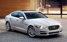 2015 XE Front Angle