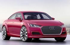 Audi TT Sportback Concept Front Angle