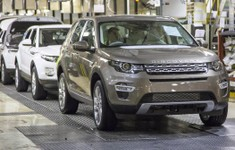 First Production Discovery Sport