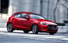 Mazda 2 2015 1024x768 Wallpaper 05