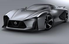 Nissan 2020 Vision Gran Turismo Concept1