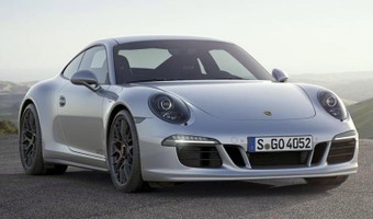2015 911 GTS Front