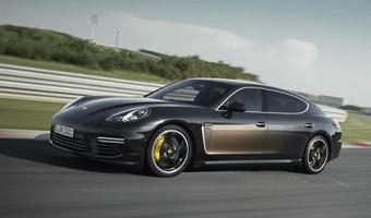 Porsche Panamera Exclusive Series Front