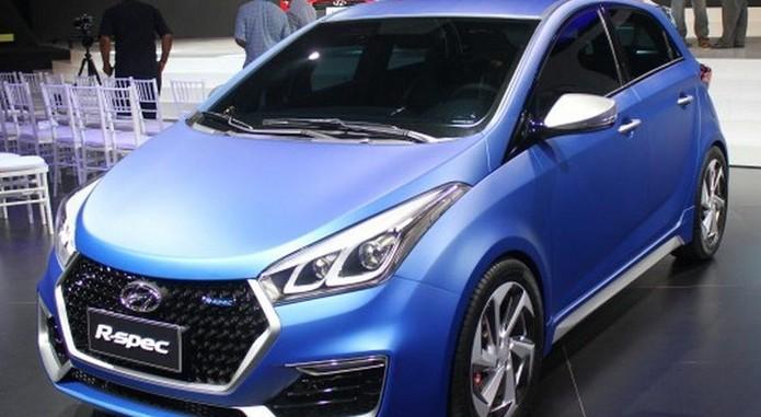 Hyundai HB20 R Spec Concept