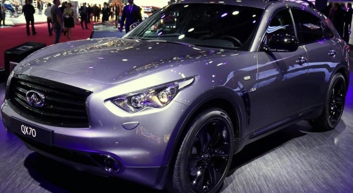 Infiniti QX70S Design Custom