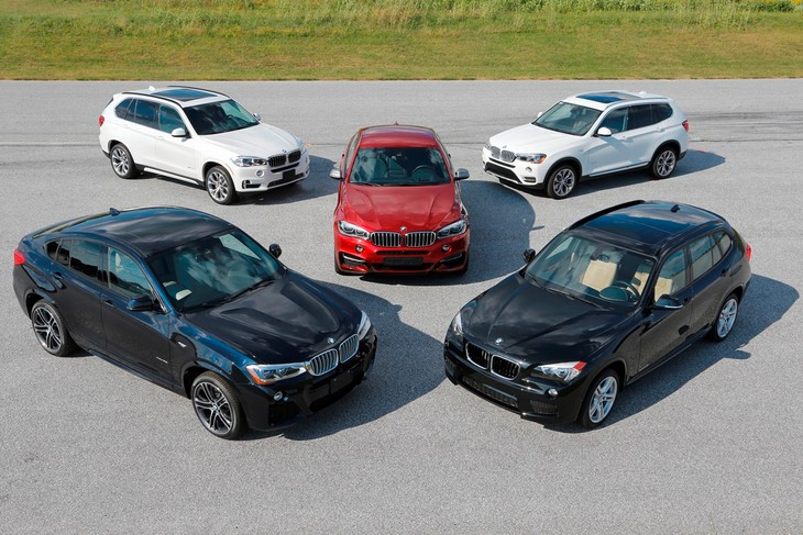 Bmw X Series >> 15 Years Of Bmw X Models Which Is Best Cars Co Za