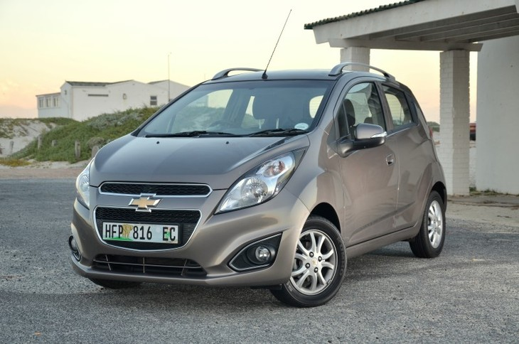 Chevrolet Spark 12 Ls 2014 Review Cars