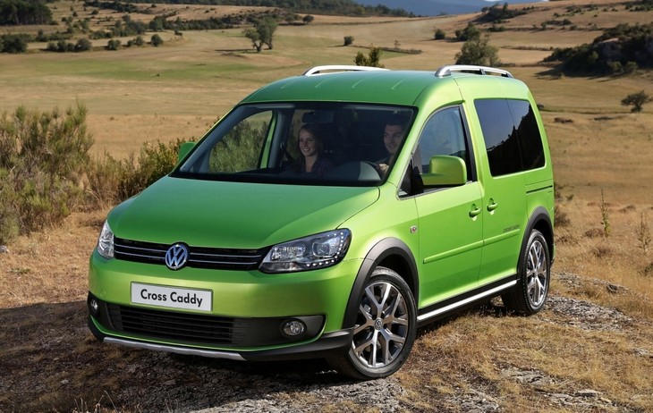 Volkswagen Cross Caddy Kombi Dsg Launched In Sa Cars Co Za