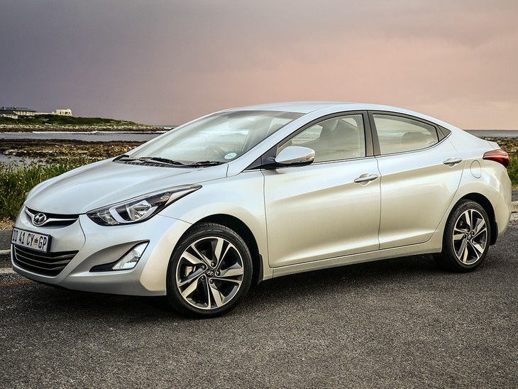 The Hyundai Elantra Is An Important Model For The Korean Automaker And When  The Fifth Generation Elantra Launched In South Africa In 2011, It Stirred  The ...