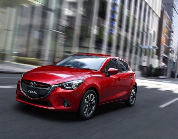 Car of the Year Mazda 2