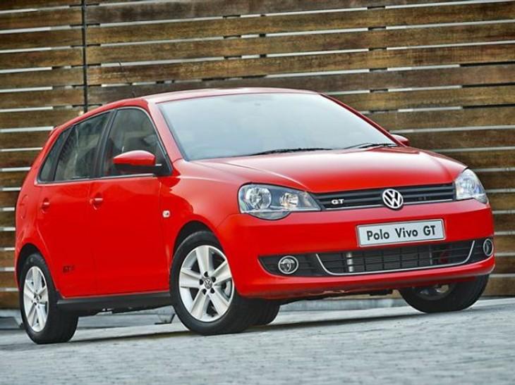 New Volkswagen Polo Vivo Front
