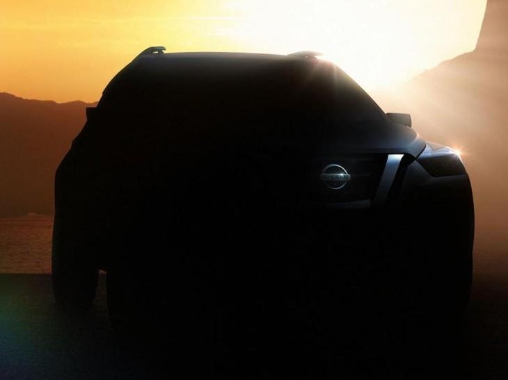 Nissan Concept Teaser