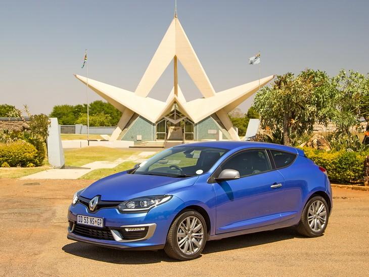 Renault Megane GTLine 1