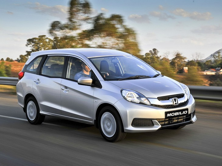 Honda Mobilio Does It Move You Cars Co Za