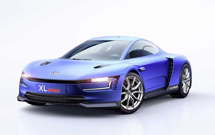 Volkswagen And Ducati Team Up For Xl Sport Cars Co Za