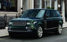 2015 Range Rover By Land Rover Special Vehicle Operations And Holland Holland