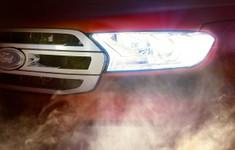 New Ford Everest Teaser Image