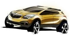 Opel Mokka Concept