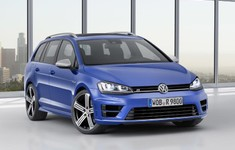 VW Golf R Variant 1