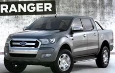 X2015 Ford Ranger