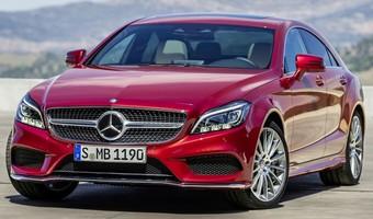 2015 Mercedes Benz CLS Class