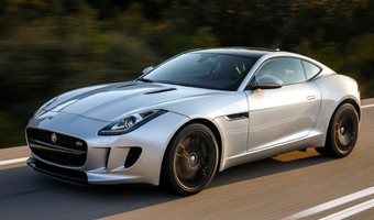 Jaguar F Type Coupe 2015 1024x768 Wallpaper 15